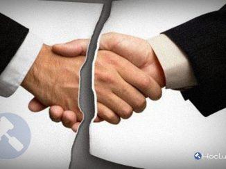 Các phương thức trong giả quyết tranh chấp kinh doanh thương mại