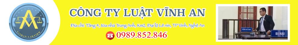 Logo Luật Vĩnh An
